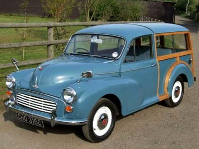 Morris  Traveller For Sale