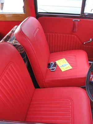 Rebuilding The Morris Minor Interior How To Library