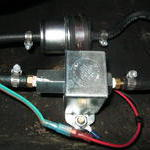 Bullet proof Facet pump with filter