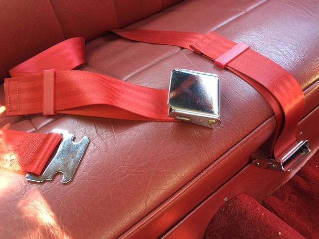 Seat Belt Recommendations Morris Minor Chat Morris