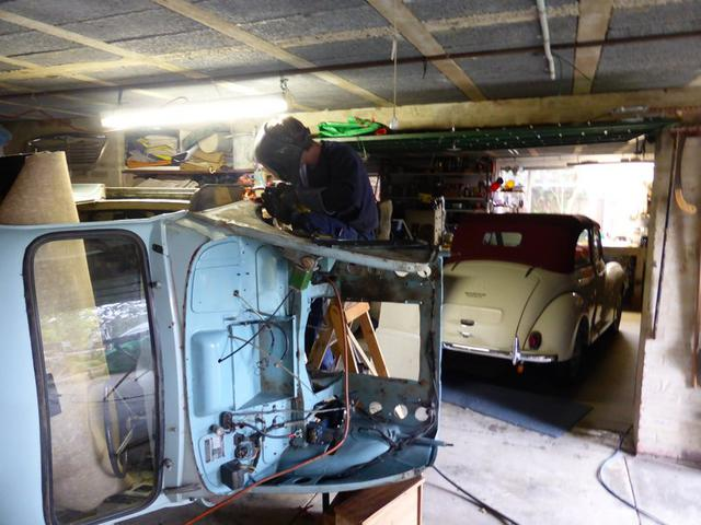 Morris Minor Engine Mounting Fasteners Kit Stainless Steel