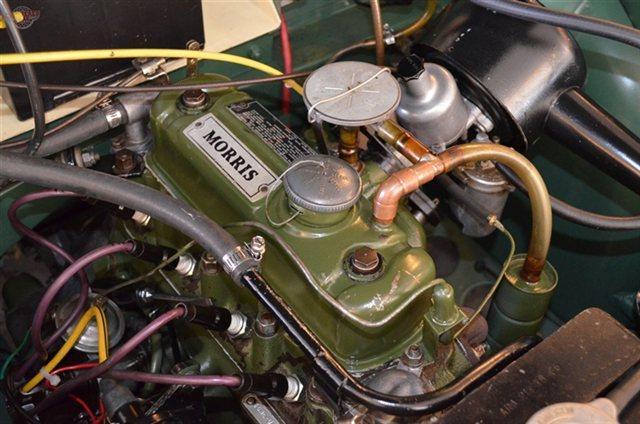 1967 Morris MinorPCV set up.jpg