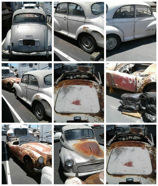 1958 59 Morris Minor 1000 For Sell Best Offer Ca Usa