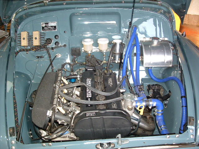 Zetec conversion : Modified Minors : Morris Minor Forum (MMF) : The
