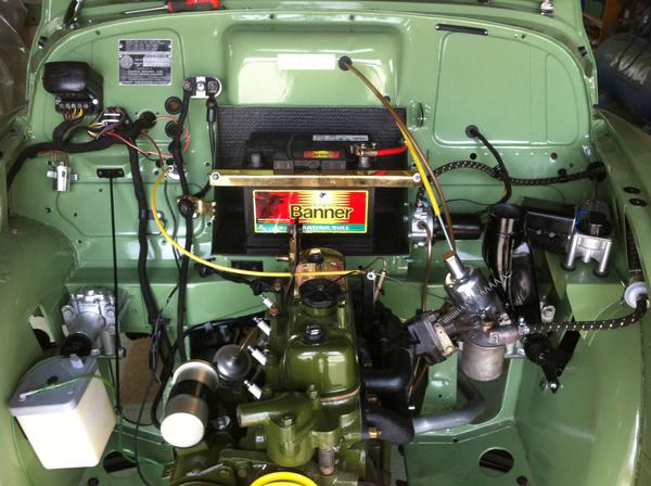 Wiring Problem   Morris Minor Chat   Morris Minor Forum
