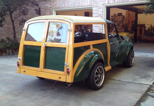 Miata swap modified minors morris minor forum mmf for Back doors fitted