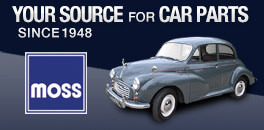 Moss Motors is your source for Morris Minor products (Default)