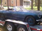 Michael Caputo 1973 MG MGB Blue