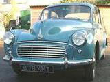 1960 Morris Minor 1000 Saloon 4 door