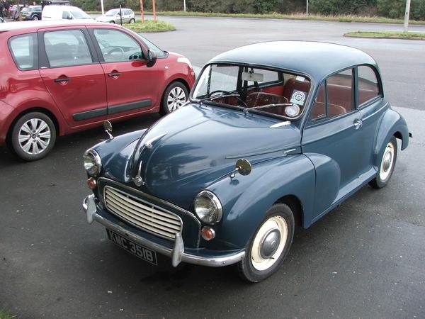 1964 Morris Minor Ma2s51082632 Registry The Morris