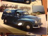 1960 Morris Minor 1000 Van