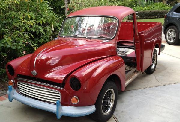 1967 Morris Minor 1000 Pickup