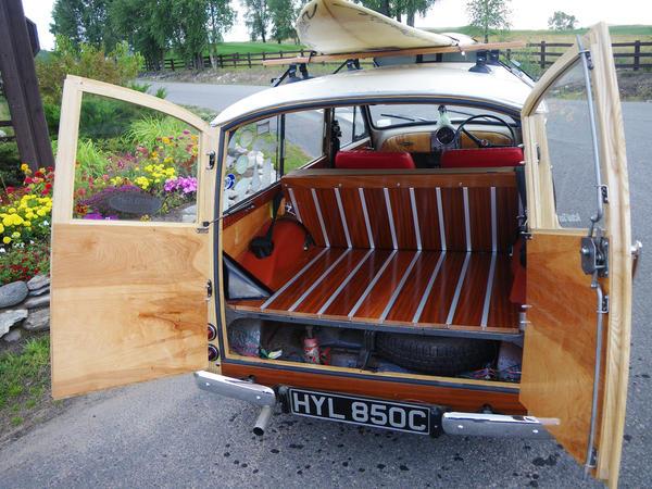 1965 Morris Minor Traveller Maw5d1124567 Registry