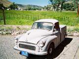 1961 Morris Minor 1000 Pickup Primer Dale Greenhalgh