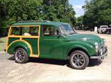 1961 Morris Minor Traveller Porsche Irish Green David Rowan