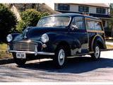 1969 Morris Minor Traveller Trafalgar Blue Robert Sturges
