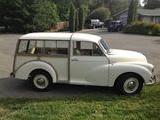 1959 Morris Minor Traveller WHITE C T