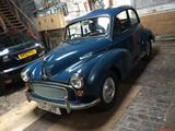 1968 Morris Minor Blue Lee Harrop