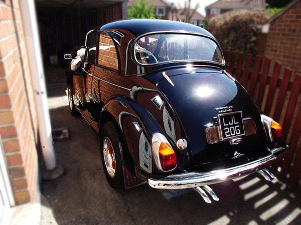 1948 Morris Minor 1000 Morris1000 Registry The