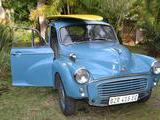 1962 Morris Minor Series II Saloon 4 door