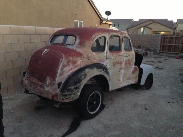 1940 Morris Minor Series Ii Saloon 4 Door 411231
